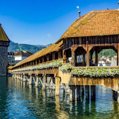 Herfstsprookje Zwitserland
