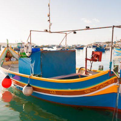 Malta met kerst