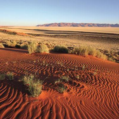 Rondreis Kleurrijk Afrika Woestijn Landschap