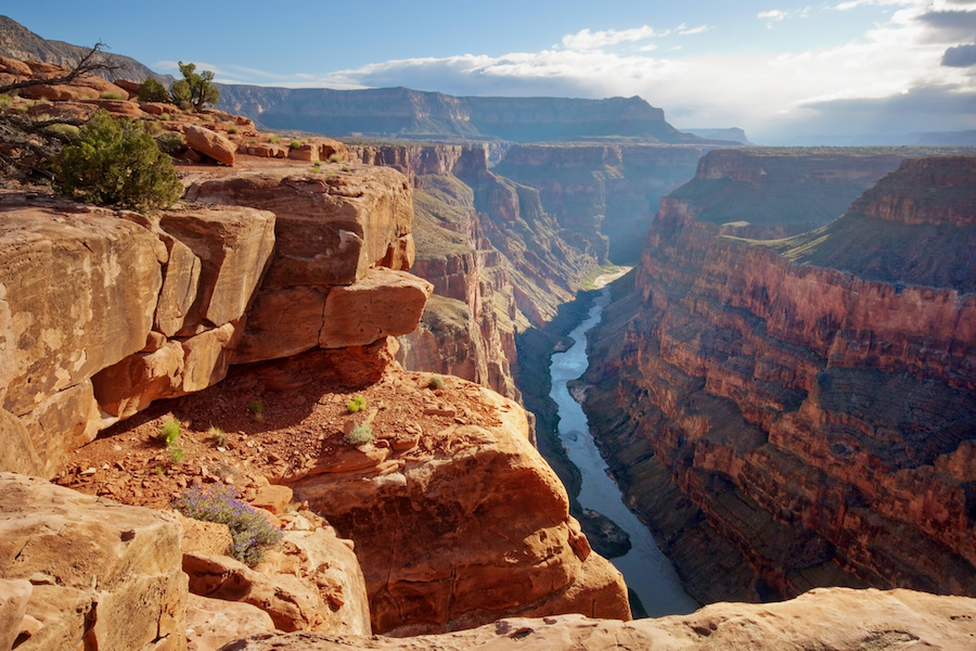 Grand Canyon reis West Amerika